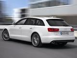 Audi A6 3.0 TDI Avant (4G,C7) 2011 wallpapers