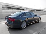 Audi A6 3.0T S-Line Sedan US-spec (4G,C7) 2011 wallpapers