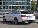Audi A6 3.0 TDI S-Line Avant (4G,C7) 2011 wallpapers