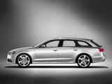 Audi A6 3.0T S-Line Avant (4G,C7) 2011 wallpapers