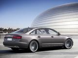 Audi A6 L e-tron Concept (4G,C7) 2012 images