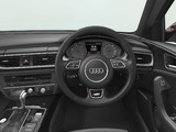 Audi A6 Black Edition (4G,C7) 2012 photos