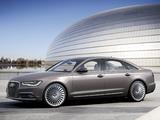 Audi A6 L e-tron Concept (4G,C7) 2012 pictures