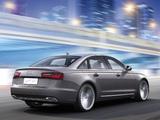 Audi A6 L e-tron Concept (4G,C7) 2012 wallpapers