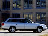 Images of Audi A6 Avant (4A,C4) 1994–97