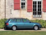 Images of Audi A6 2.8 quattro Avant (4B,C5) 1998–2001