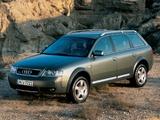 Images of Audi Allroad 2.7T quattro (4B,C5) 2000–06