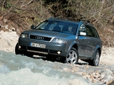 Images of Audi Allroad 2.5 TDI quattro (4B,C5) 2000–06