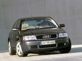 Images of Audi A6 3.0 Sedan (4B,C5) 2001–04