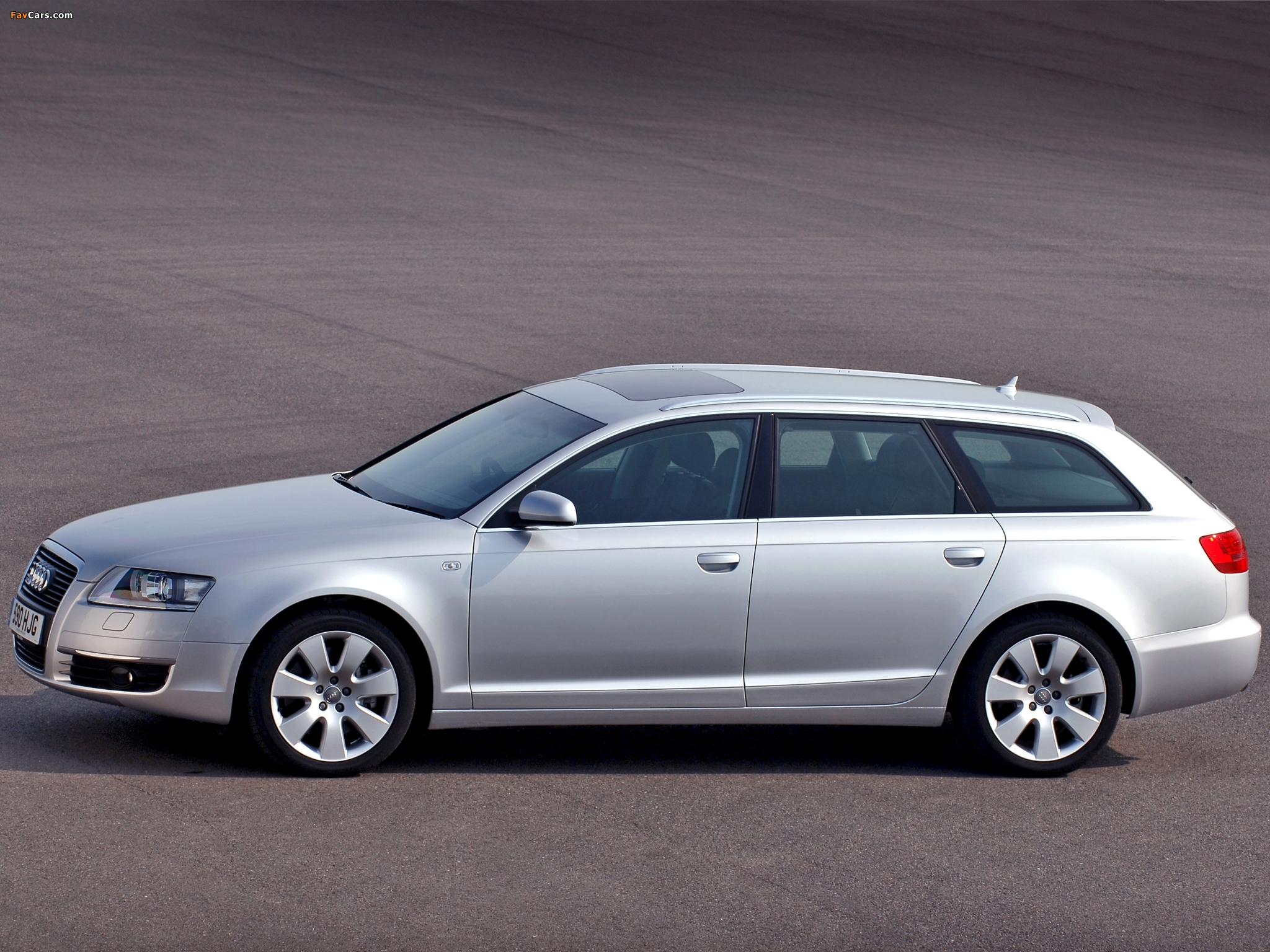 Images Of Audi A6 4 2 Quattro Avant Uk Spec 4f C6 2005