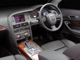 Images of Audi A6 3.2 FSI quattro Avant ZA-spec (4F,C6) 2005–08