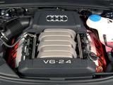 Images of Audi A6 2.4 Sedan ZA-spec (4F,C6) 2005–08