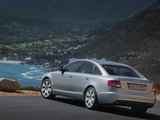 Images of Audi A6 3.2 Sedan (4F,C6) 2005–08