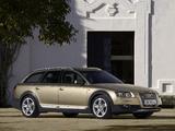 Images of Audi A6 Allroad 3.0 TDI quattro (4F,C6) 2006–08