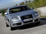 Images of Audi A6 3.0T quattro S-Line Sedan (4F,C6) 2008–11