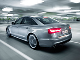 Images of Audi A6 2.8T S-Line Sedan AU-spec (4G,C7) 2011