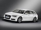 Images of Audi A6 3.0 TDI Avant (4G,C7) 2011