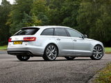 Images of Audi A6 3.0 TDI Avant UK-spec (4G,C7) 2011