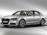Images of Audi A6 3.0 TDI Sedan (4G,C7) 2011
