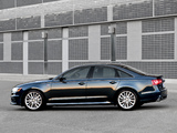 Images of Audi A6 3.0T S-Line Sedan US-spec (4G,C7) 2011