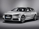 Images of Audi A6 3.0T S-Line Avant (4G,C7) 2011