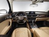 Images of Audi A6L 50 TFSI quattro (4G,C7) 2012