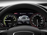 Images of Audi A6 L e-tron Concept (4G,C7) 2012