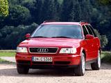 Photos of Audi A6 Avant (4A,C4) 1994–97