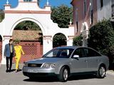 Photos of Audi A6 Sedan (4B,C5) 1997–2001