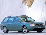Photos of Audi A6 2.8 quattro Avant (4B,C5) 1998–2001