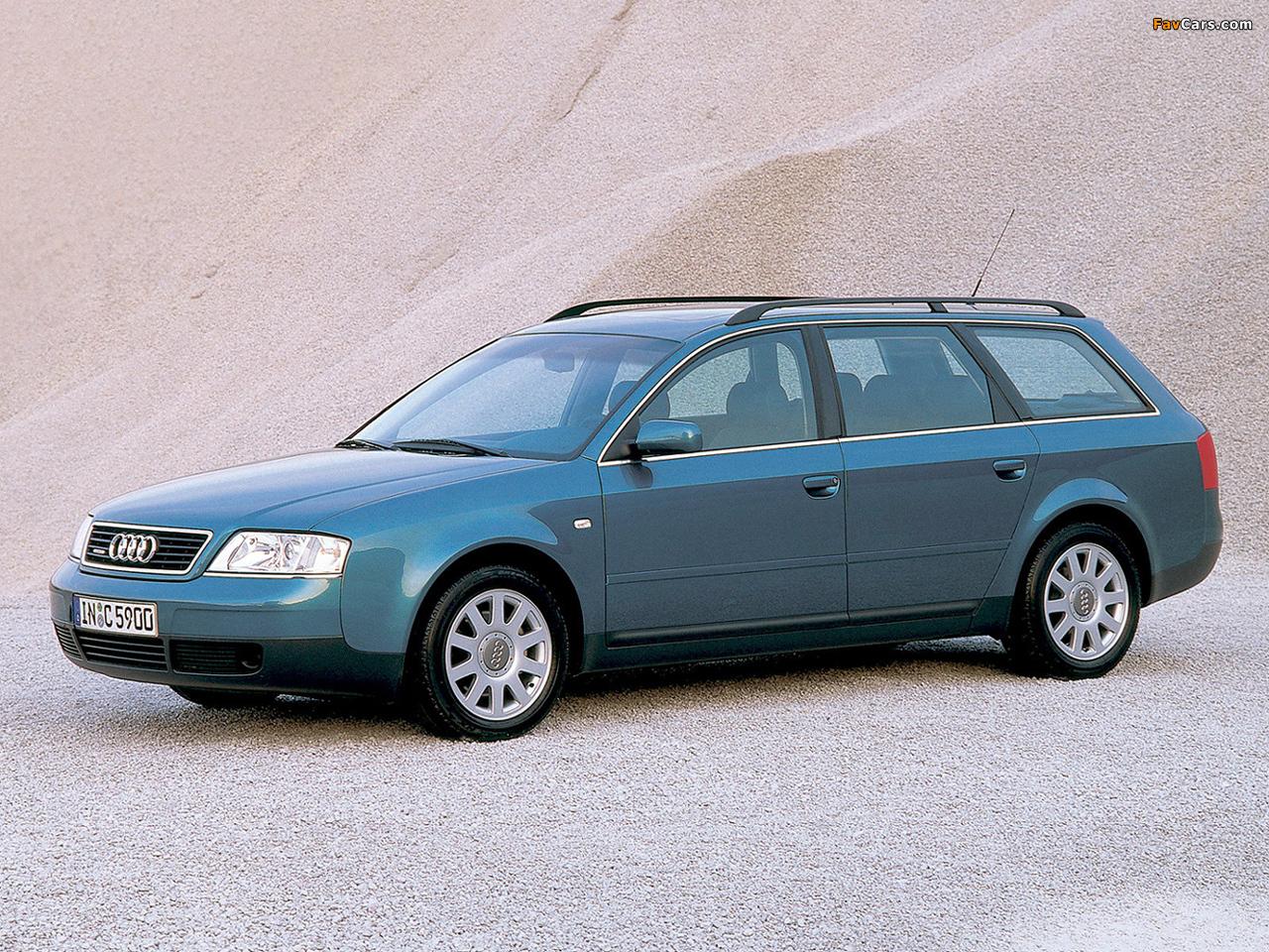 Photos Of Audi A6 2 8 Quattro Avant 4b C5 1998 2001