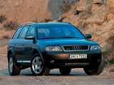 Photos of Audi Allroad 2.7T quattro (4B,C5) 2000–06