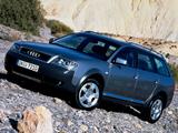 Photos of Audi Allroad 2.5 TDI quattro (4B,C5) 2000–06