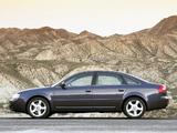 Photos of Audi A6 3.0 Sedan (4B,C5) 2001–04