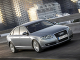 Photos of Audi A6 3.2 Sedan (4F,C6) 2005–08