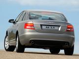 Photos of Audi A6 2.4 Sedan ZA-spec (4F,C6) 2005–08