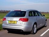 Photos of Audi A6 4.2 quattro Avant UK-spec (4F,C6) 2005–08