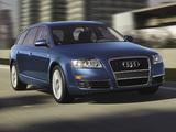 Photos of Audi A6 Avant (4F,C6) 2005–08