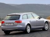 Photos of Audi A6 3.2 FSI quattro Avant ZA-spec (4F,C6) 2005–08