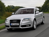 Photos of Audi A6 3.0T quattro S-Line Sedan (4F,C6) 2008–11