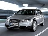 Photos of Audi A6 Allroad 3.0T quattro (4F,C6) 2008–11