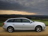 Photos of Audi A6 Avant UK-spec (4F,C6) 2008–11