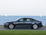 Photos of Audi A6 3.0T S-Line Sedan US-spec (4G,C7) 2011