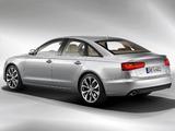 Photos of Audi A6 3.0 TDI Sedan (4G,C7) 2011