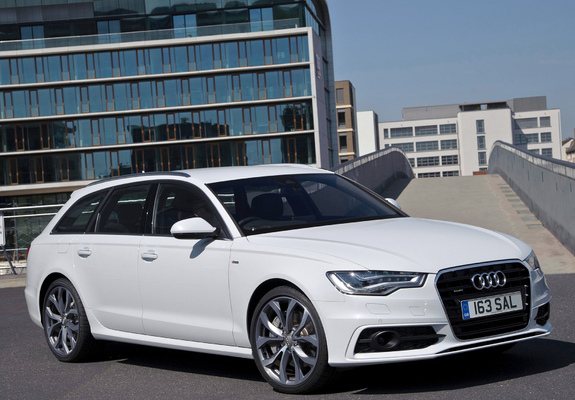 photos of audi a6 3 0 tdi s line avant uk spec 4g c7 2011. Black Bedroom Furniture Sets. Home Design Ideas