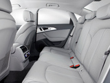 Photos of Audi A6 Hybrid Sedan (4G,C7) 2011