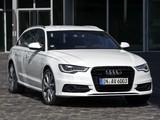 Photos of Audi A6 3.0 TDI S-Line Avant (4G,C7) 2011