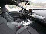 Photos of Audi A6 3.0 TDI S-Line Sedan (4G,C7) 2011