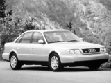 Pictures of Audi A6 US-spec (4A,C4) 1994–97