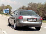 Pictures of Audi A6 2.5 TDI Sedan (4B,C5) 1997–2001